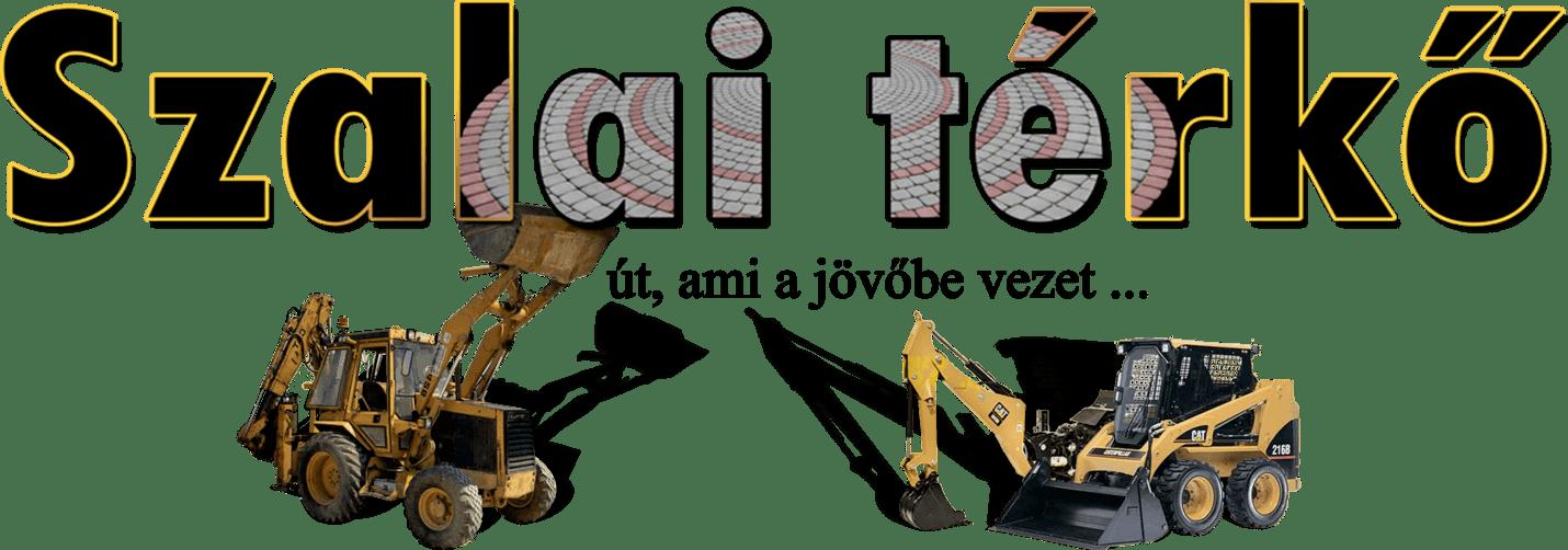 Szalai térkő logó